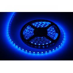 Sznur diodowy 5m niebieski wodoodporny (300x5050SMD)