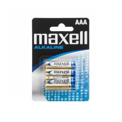 Bateria alkaliczna MAXELL LR3 4szt./blist., blister