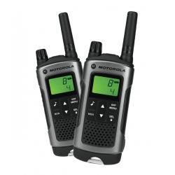Radiotelefony ręczne PMR MOTOROLA T80, komplet