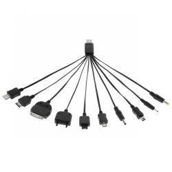 Kabel USB 10w1