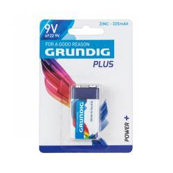 Bateria cynkowa Grundig 9V, blister