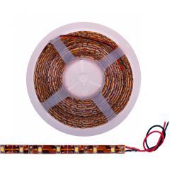Sznur diodowy 5m ciepły biały wodoodporny (300x3528)- białe PCB