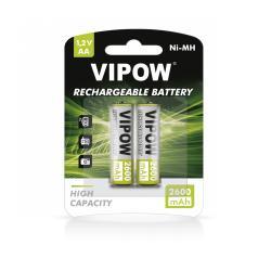 Akumulatorki VIPOW HR6 2600 mAh Ni-MH 2szt/bl, blister