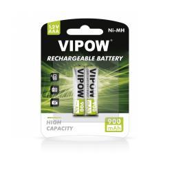 Akumulatorki VIPOW HR03 900 mAh Ni-MH 2szt/bl, blister