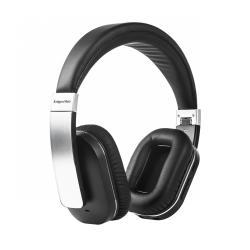 Bezprzewodowe słuchawki nauszne Kruger&Matz F5A - srebrne