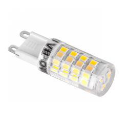 Lampa LED G9, 3,5W, 3000K, 230V