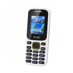Telefon GSM M-LIFE ML0586.1 dual SIM biały