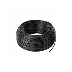 Przewód LgY 1x0,75 H05V-K czarny, rolka