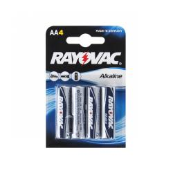 Bateria alkaliczna RAYOVAC LR06 4szt./blister