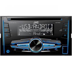 JVC KW-R520 Radio samochodowe CD USB AUX, 2 DIN