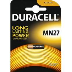 Bateria 27A Duracell (MN27) B1