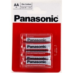 Bateria R6 Panasonic B4 zw.