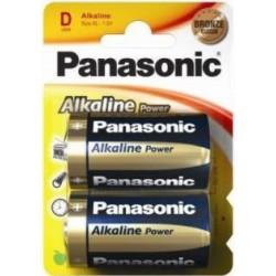 Bateria Panasonic LR20 /B2/ alka