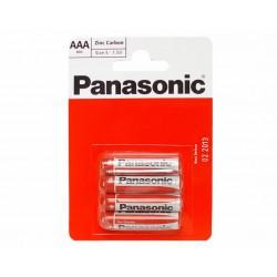 Bateria Panasonic R03 blist.
