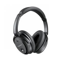 Przewodowe słuchawki nauszne z aktywną redukcją hałasu Kruger&Matz F6A