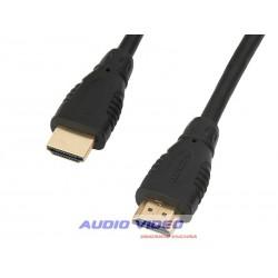 .Przył.HDMI-HDMI Gold 5m ETHER Bli.