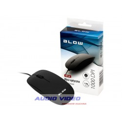 Mysz optyczna BLOW MP-30 USB czarna