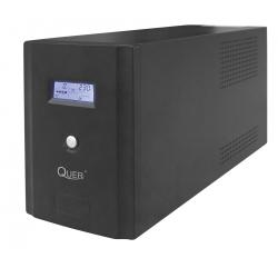 UPS Quer model Micropower 2400 ( offline, 2400VA / 1400W , 230 V , 50Hz )