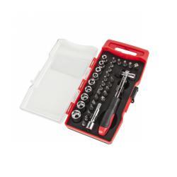 Zestaw końcówek i nasadek 34 elementy HYD89