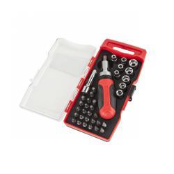 Zestaw końcówek i nasadek 36 elementów HYD90