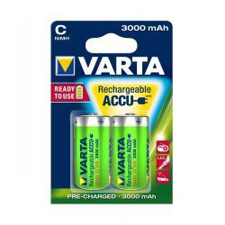 Akumulator VARTA R14 NiMh 3000mAh 2szt./blist., blister
