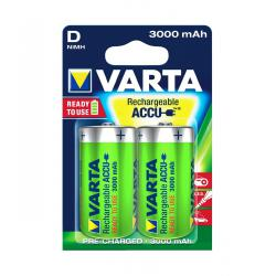 Akumulator VARTA R20 NiMh 3000mAh 2szt./blist., blister