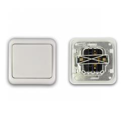 Wyłącznik pojedynczy schodowy 10A/250V LK82012