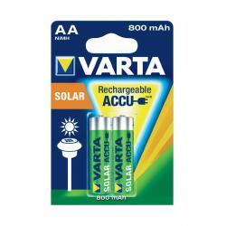 Akumulator VARTA AA NiMH 800mAh SOLAR, blister