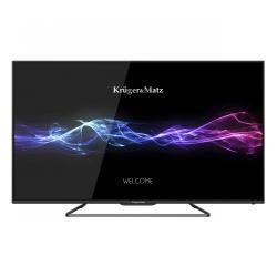 """Telewizor Kruger&Matz 50"""" seria F, Full HD z tunerem DVB-T2"""