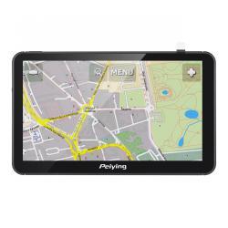 Nawigacja GPS Peiying Alien PY-GPS7012 + Mapa
