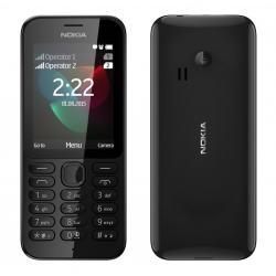 Telefon Nokia 222 dual sim czarny