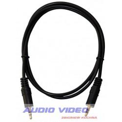 .Kabel Jack 3.5-Jack 3.5 1.0m