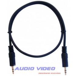 .Kabel Jack 3.5-Jack 3.5str.0.5m