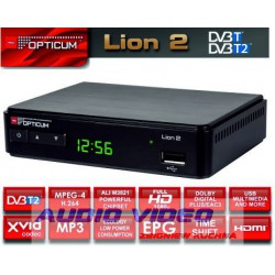.Tuner OPTICUM HD LION 2