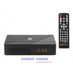 .Tuner DVB-T2 OPTICUM HD AX LION 2-M