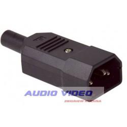 .Wtyk komputerowy AC na kabel