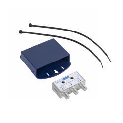 Zwrotnica antenowa VHF/UHF ZWR-210DC TELMOR