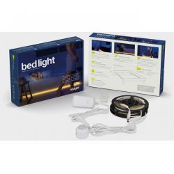Zestaw do oświetlenia łóżka (taśma LED, zasilacz, detektor ruchu), komplet