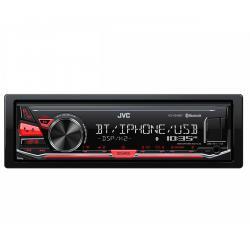 JVC KD-X342BT Radio samochodowe z portem USB, wejściem AUX , BLUETOOTH