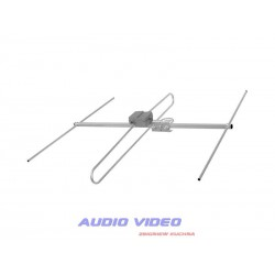 .Antena kierunkowa DVB-T VHF 1-12 (kanał)