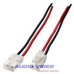 .Złącze kabli podwójne-komplet