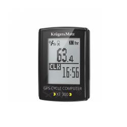 Licznik rowerowy Kruger&Matz XT 300 GPS