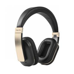 Bezprzewodowe słuchawki nauszne Kruger&Matz F5A - złote