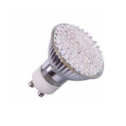 Żarówka 80 LED (3,8 W), GU10, ciepłe białe, 230 V