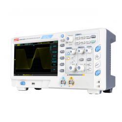 Oscyloskop Uni-T UPO2102CS z wyświetlaczem wykonanym w technologii Ultra PHOSPHOR