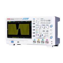 Oscyloskop Uni-T UPO2104CS z wyświetlaczem wykonanym w technologii Ultra PHOSPHOR