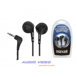 .Słuchawki douszne Maxell EB-95 Black