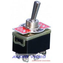 Przełącznik dziwigniowy TS-603, szt.