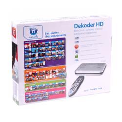 Usługa telewizyjna N na kartę 2mies+dekoder ITI2849ST PKWiU 61.30.20.0