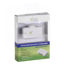 POWER BANK M-LIFE DO APPLE IPHONE IPOD 600MA